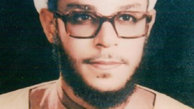 "Photo of الشهيد الشيخ جمال علي العصفور مؤسس ""جماعة أنصار الشهداء"""