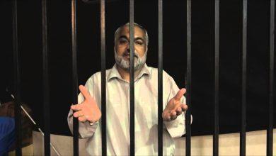 Photo of اعتقال والد الشهيد السيد هاشم من المحكمة