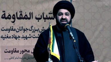 Photo of السندي: المقاومة في البحرين نمت بعد أن سقيت بدماء شبابها المقاوم