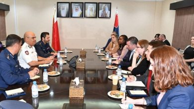 Photo of وفد أمريكي في البحرين بعد استجداء وزير الداخلية لأمريكا