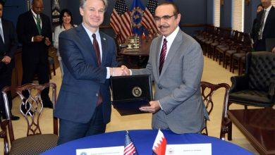 Photo of اتفاقية تعاون بين العدو الخليفي وFBI في كافة المجالات الأمنية والعسكرية