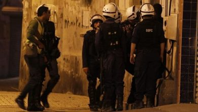 Photo of اعتقالات واسعة تطال 23 شاباً مع انعقاد مؤتمر البحرين