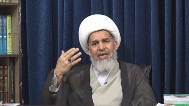 Photo of الشيخ الصالح: نثمن موقف الشعب العراقي واقتحام السفارة رد فعل طبيعي