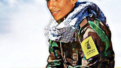 Photo of بوستر الشهيد المجاهد أحمد الملالي