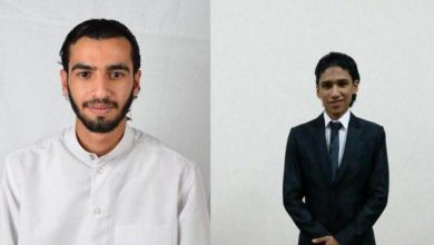 Photo of إعدام أحمد الملالي وعلي العرب رمياً بالرصاص