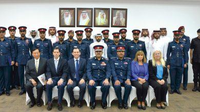 Photo of السفارة الأمريكية تدرب 23 ضابطاً بحرينياً في مجال مكافحة الإرهاب
